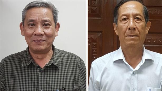 Bắt hai nguyên Phó Chánh văn phòng UBND TP.HCM