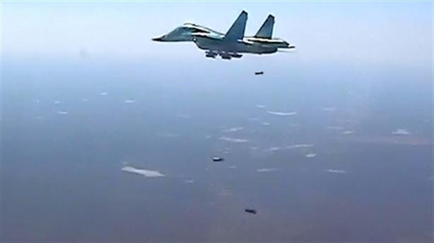 Su-35 làm nhiệm vụ thay Su-34 tại Idlib