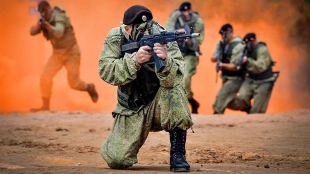 Thủy quân lục chiến Nga mạnh cỡ nào?