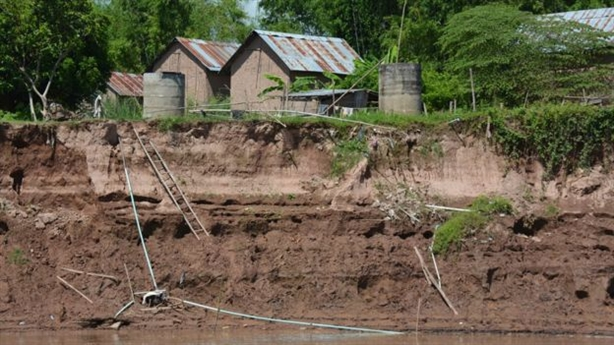 Cảnh báo sông Mekong sụt vì khai thác cát: Lo cho ĐBSCL