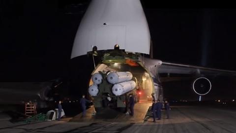 Nga đưa thêm hệ thống EW và SAM tới Syria