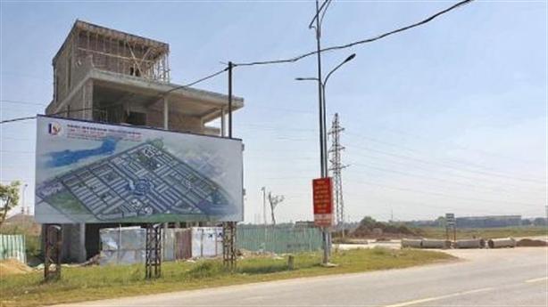 Biểu hiện sai phạm tại dự án Đình Trám - Sen Hồ