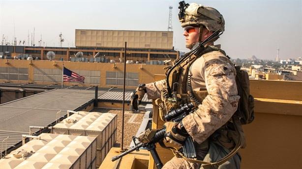 Nóng: Iraq 'giam lỏng' lính Mỹ cho đến khi rút quân