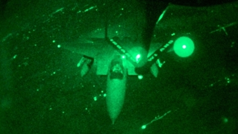Mỹ tấn công căn cứ quân sự Iran ở Salihiya?