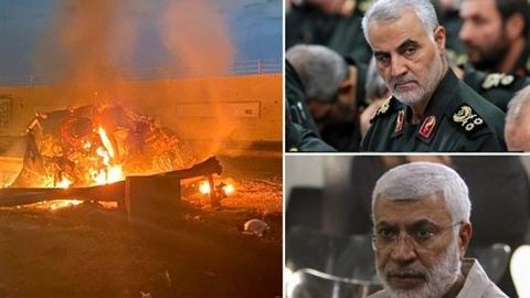 Iran trả đũa: Nhẹ nhất cũng là cơn ác mộng của Mỹ