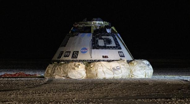 NASA điều tra sự cố tàu vũ trụ của Boeing