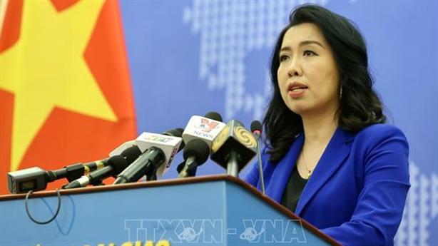 Việt Nam lên tiếng về căng thẳng Iran - Mỹ