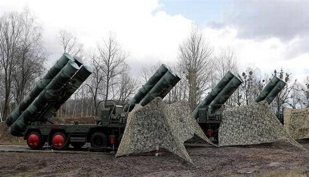 Mỹ nhắc Ấn Độ nhìn gương Thổ khi định mua S-400