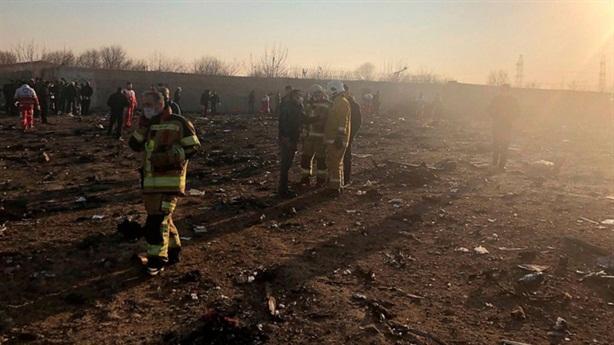 Nút thắt trong vụ Boeing 737 rơi ở Iran