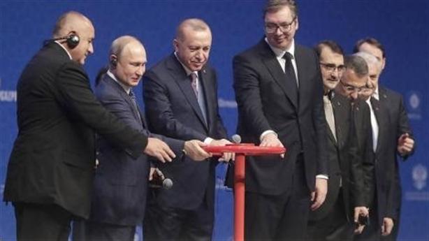Đột phá khẩu TurkStream: Tính toán siêu việt của Putin