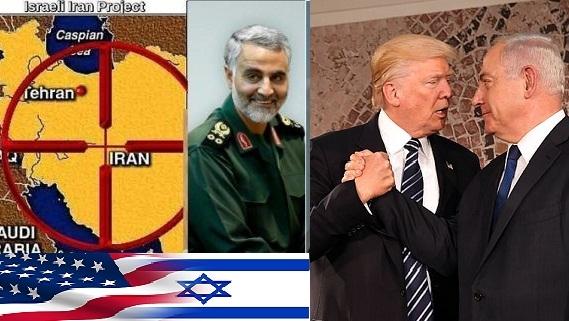 Sát hại Soleimani, Mỹ trúng kế 'mượn đao giết người' của Israel?