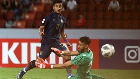 U23 Thái Lan đại thắng U23 Bahrain: Mơ được như Việt Nam