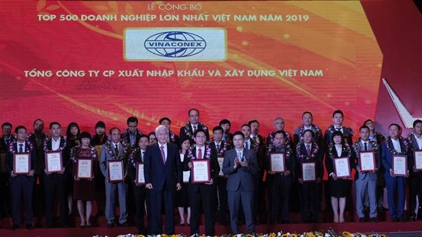 Vinaconex: TOP 3 doanh nghiệp xây dựng lớn nhất Việt Nam