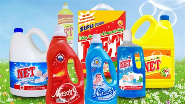 Chào mua công khai cổ phiếu Công ty CP Bột giặt NET