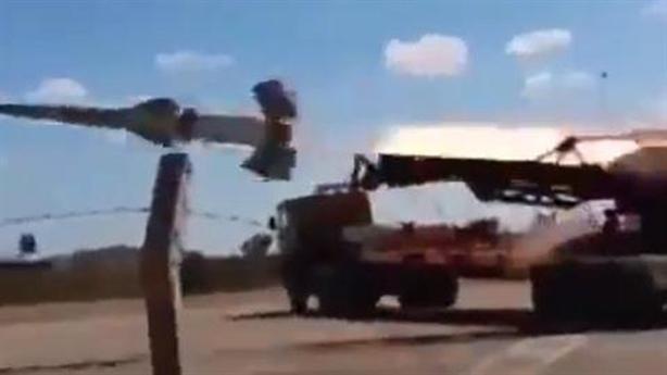 Video LNA vẫn dội lửa vào GNA khi EW Thổ xuất hiện