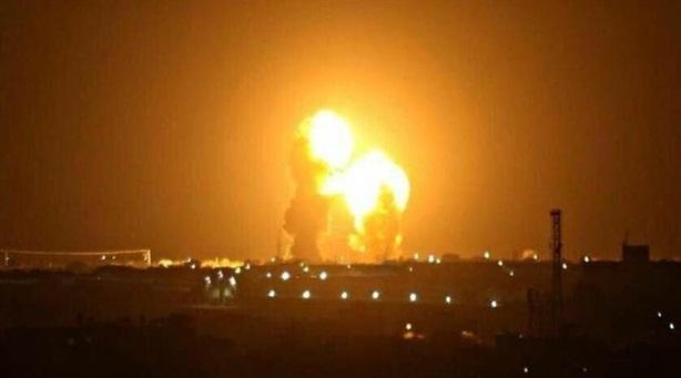 Nóng: Tên lửa đạn đạo lại dội vào căn cứ Mỹ
