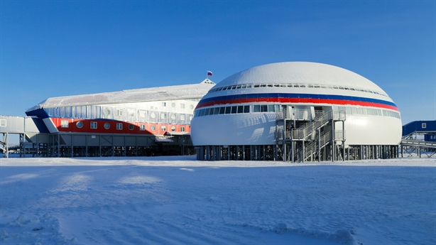 Đan Mạch lo ngại về Mỹ hơn Nga ở Bắc Cực