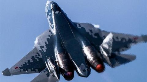 Truyền thông Ấn Độ chê động cơ Su-57 Nga 'lạc hậu'