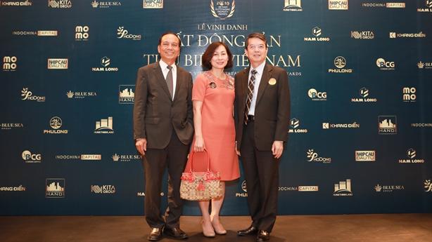 Edenia Resort được vinh danh dự án xanh tiêu biểu Việt Nam-2019