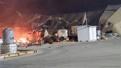 FNN: Iran tấn công lần hai khiến 20 lính Mỹ thiệt mạng