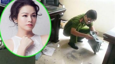 Nhận một phần tài sản bị trộm, Nhật Kim Anh nói gì?