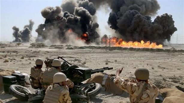 Iran tấn công lính đánh thuê Mỹ ở Đông Bắc Syria