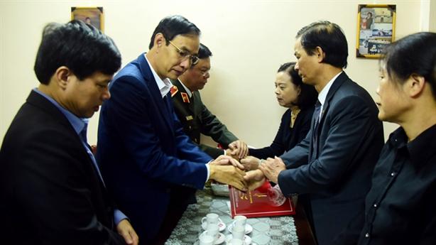 Nguyện vọng của vợ chiến sĩ hy sinh tại Đồng Tâm