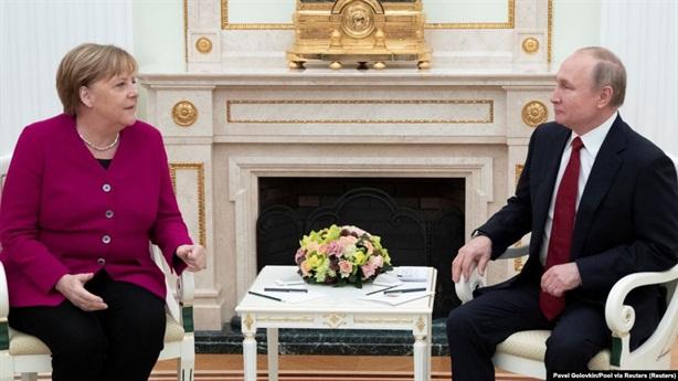 Đức hứa hoàn tất Nord Stream-2: Ông Putin chốt lời