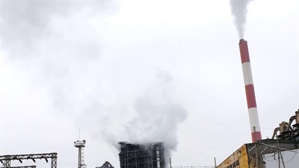 Nổ lớn ở Nhiệt điện Uông Bí: Do than trộn nhập khẩu?