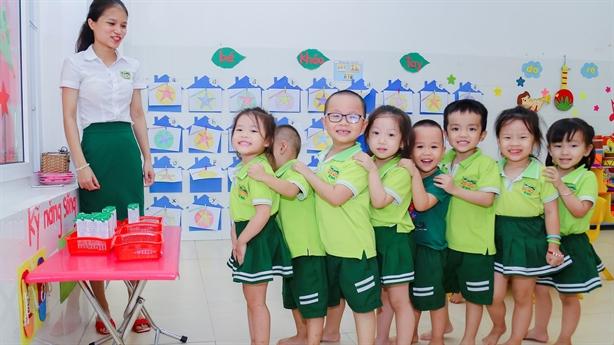 Đà Nẵng:Sơ kết 2 năm thực hiện chương trình sữa học đường