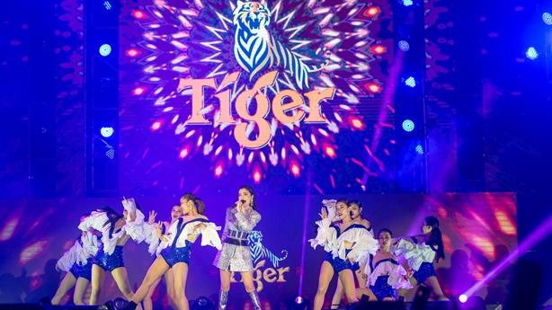 Những màn trình diễn 'siêu phẩm' tại Tiger Remix Đà Nẵng