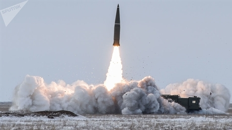 Nga 'vô tình' tiết lộ nâng tầm bắn Iskander-M