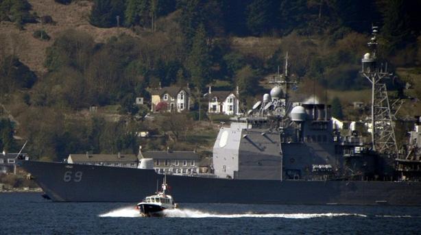 USS Vicksburg mạnh hơn Kirov Nga sau nâng cấp