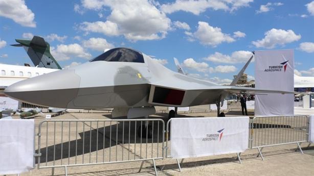 TF-X mạnh hơn F-35 nhờ động cơ và vũ khí nội