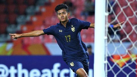 Thái Lan tiến thẳng vòng trong: U23 Việt Nam học gì?