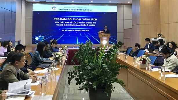 Việt Nam mất hơn 10 tỷ USD vì ô nhiễm không khí