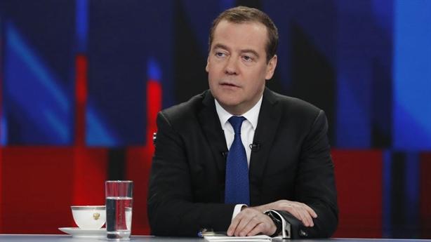 Thủ tướng Medvedev từ chức: Không phải động thái kỹ thuật