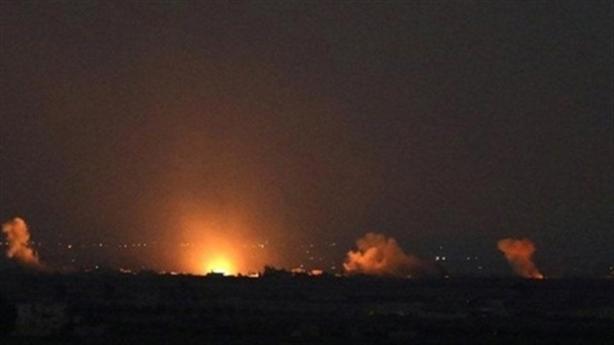 Israel tấn công căn cứ có lính Nga-Iran tại Syria?