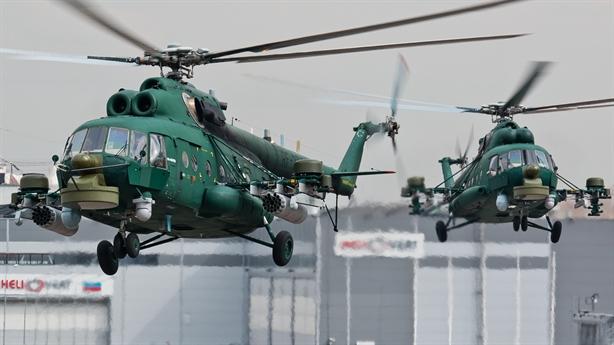 Nga nhận trực thăng chống đạn
