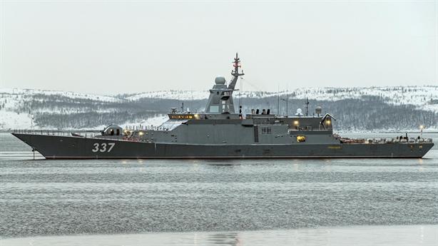 Đánh chặn ngầm Nga diệt mục tiêu khi Mỹ phóng ngư lôi