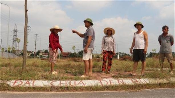 Khách lo rủi ro pháp lý dự án Đình Trám Sen Hồ