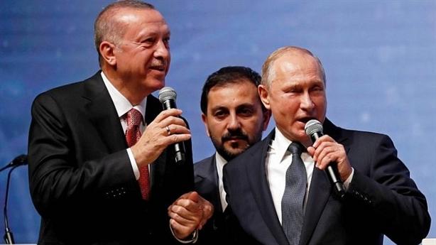 Thổ khôn ngoan khi mời Nga làm chủ tình hình Libya