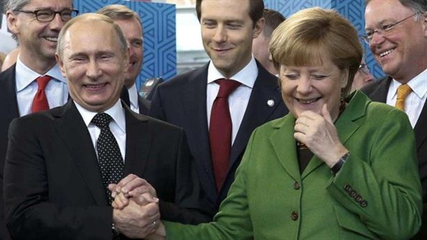 Báo chí Đức tôn vinh hợp tác với Nga