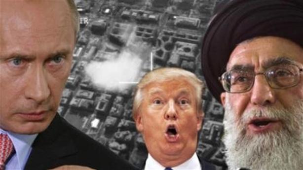Mở kênh đối thoại Mỹ-Iran: Tàu Nga tăng tốc về Trung Đông