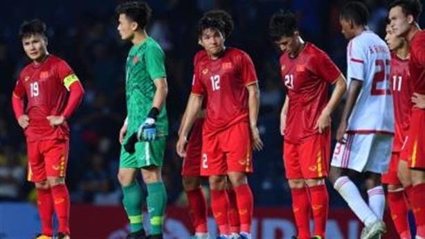 U23 Việt Nam chân đeo đá vì người hâm mộ SEA Games?