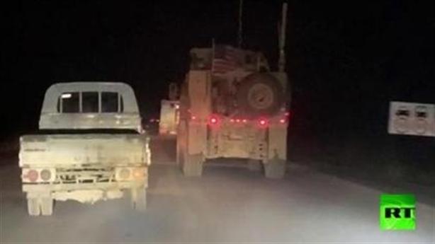 Sự thật binh sĩ Mỹ chặn xe tuần tra Nga