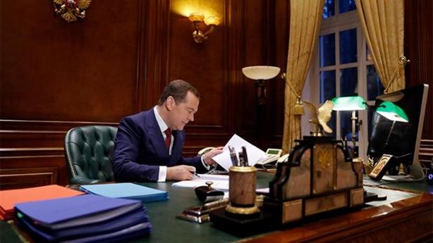 Hồi kết Bộ đôi quyền lực: Medvedev nhường ghế cho Mishustin