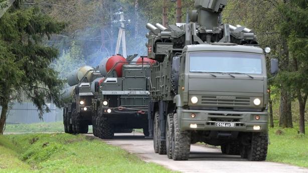 Pantsir mới được trang bị gần 100 tên lửa đánh chặn