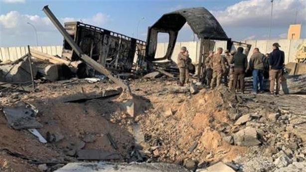 Lính Mỹ chấn thương tâm lý vì Iran tấn công