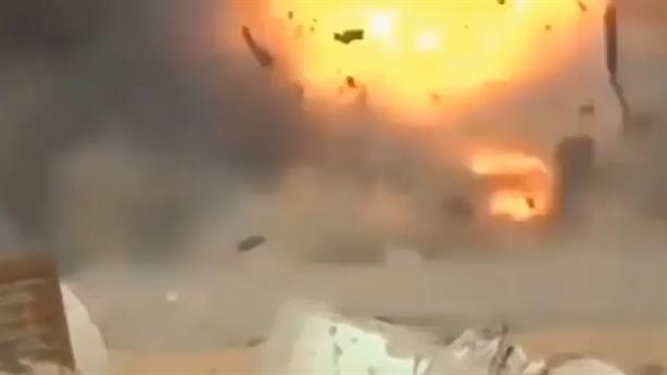 Phiến quân nổ tung khi cố tấn công tự sát vào SAA